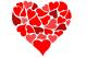 Coeur saint valentin 1