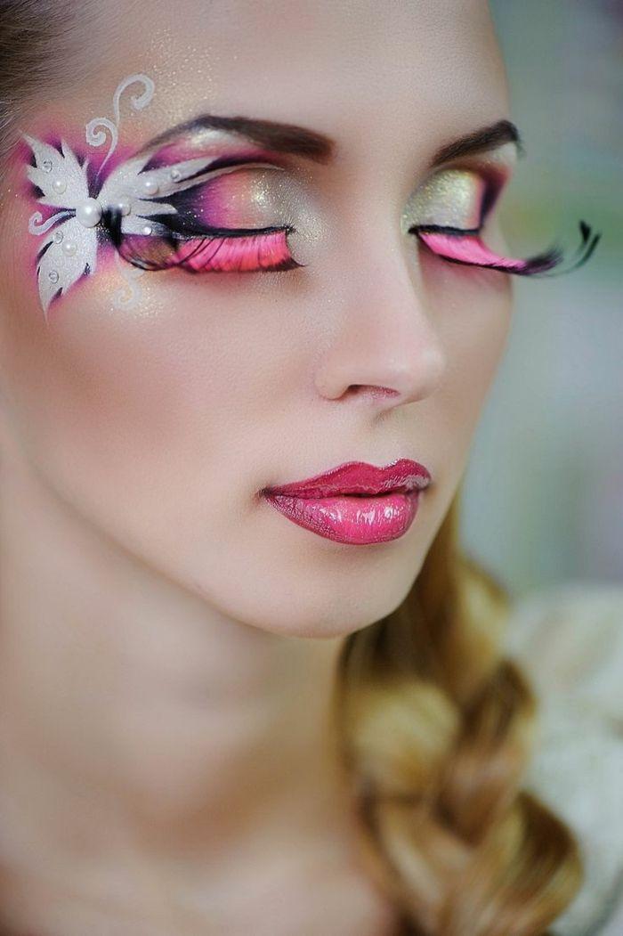 Maquillage artistique 2