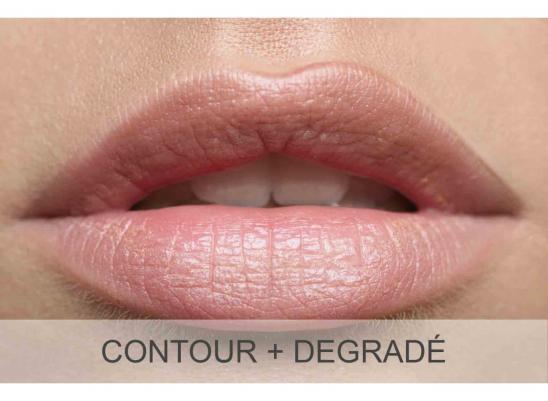 Maquillage bouche 4