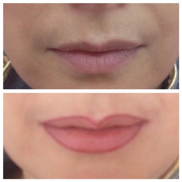 Maquillage bouche 5
