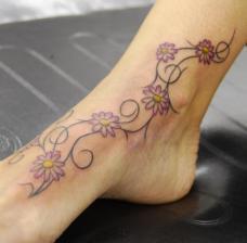Tatouage pieds 3